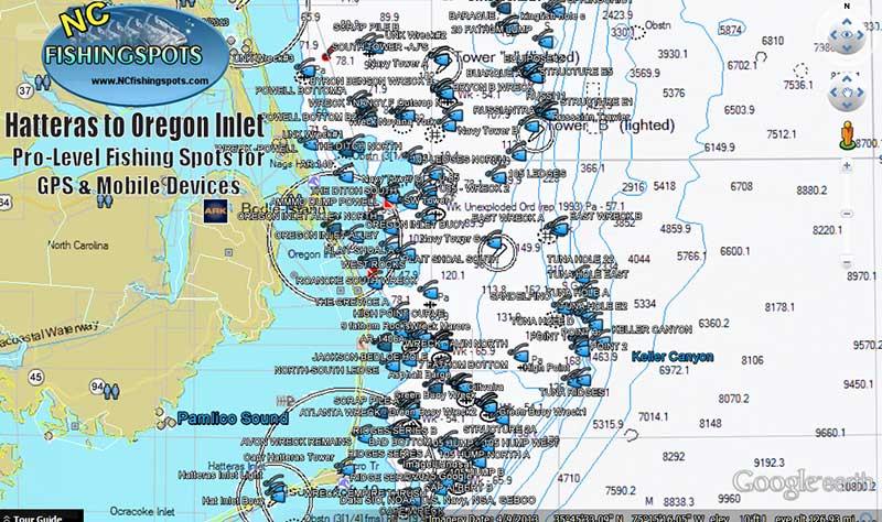 oregon-inlet-nc-fishing-spots-map